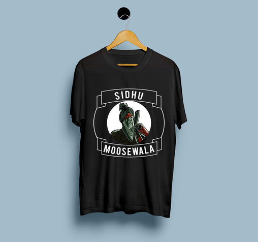 Sidhu Moosewala Fan - Men T-Shirt