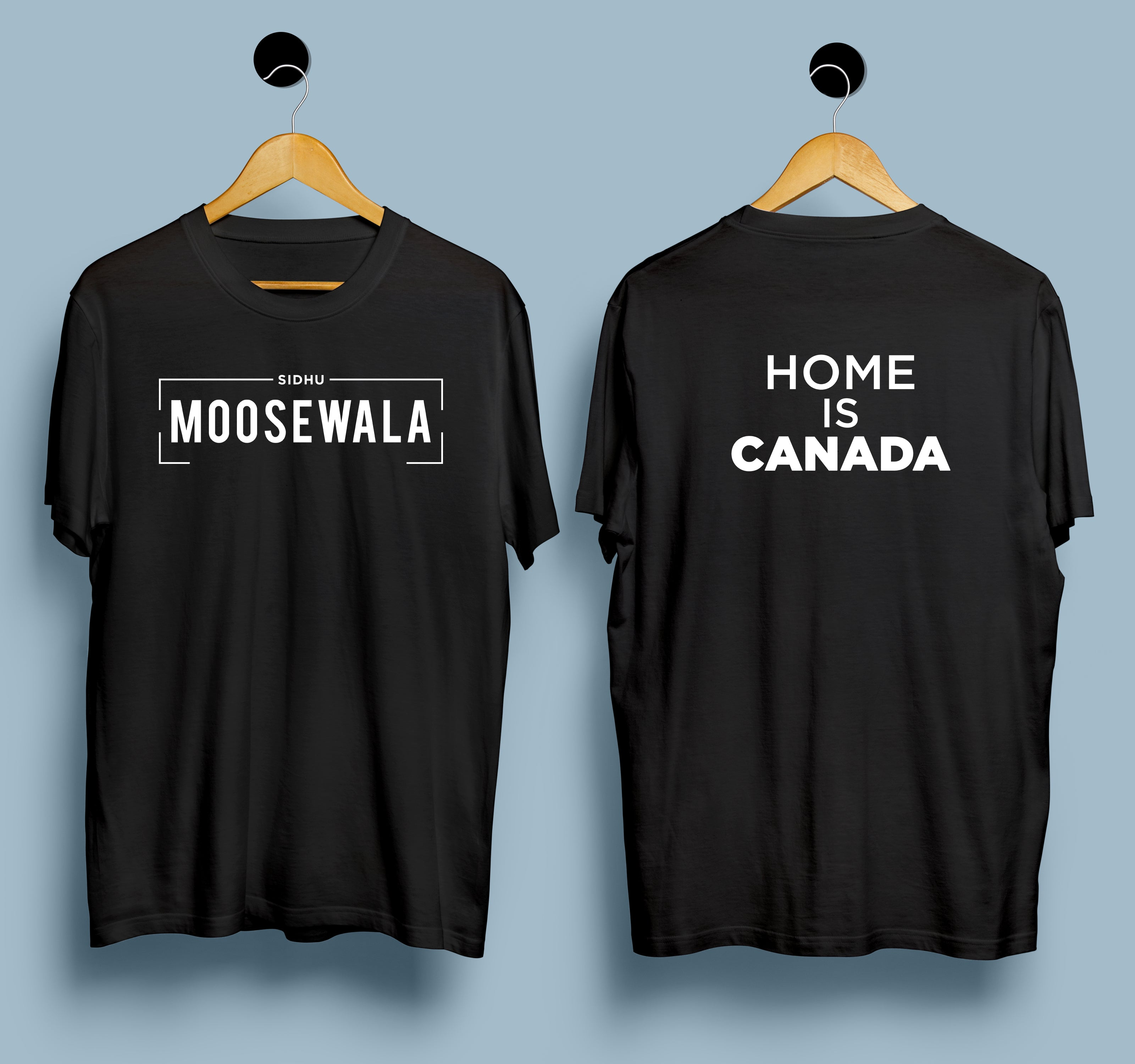 Home is Canada - Men T-Shirt