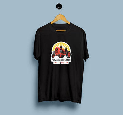 Punjabian di shaan Sadde kissan - Men T-shirt