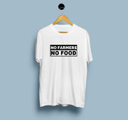 No Farmers No Foods - Men T-shirt