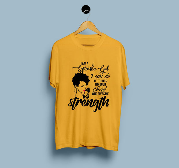 Strength - Women T-Shirt