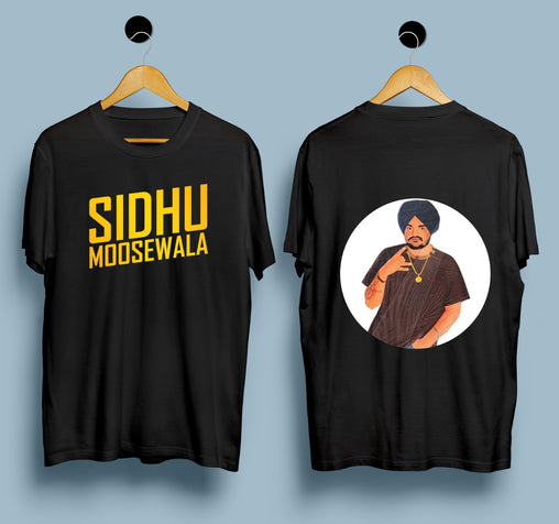 Sidhu Moosewala - Men T-Shirt