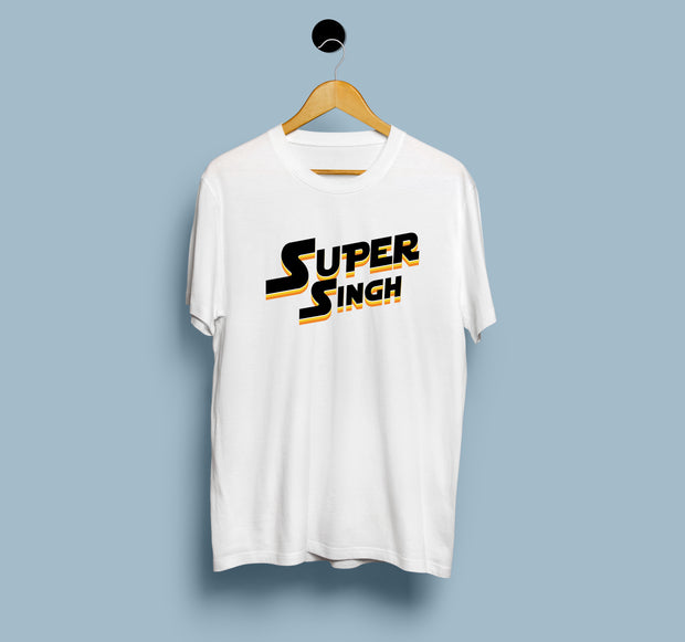 Super Singh - Men T-shirt