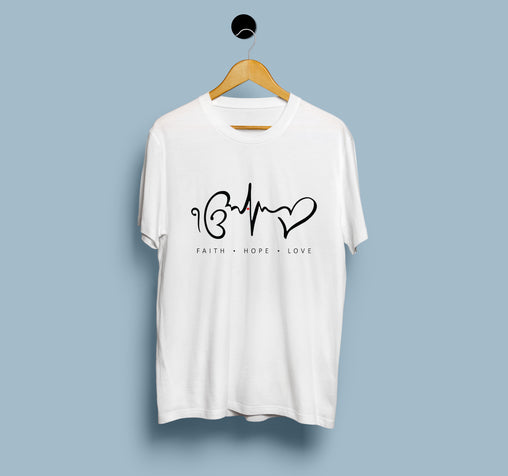 Ik Onkar - Faith | Love | Hope - Men T-shirt