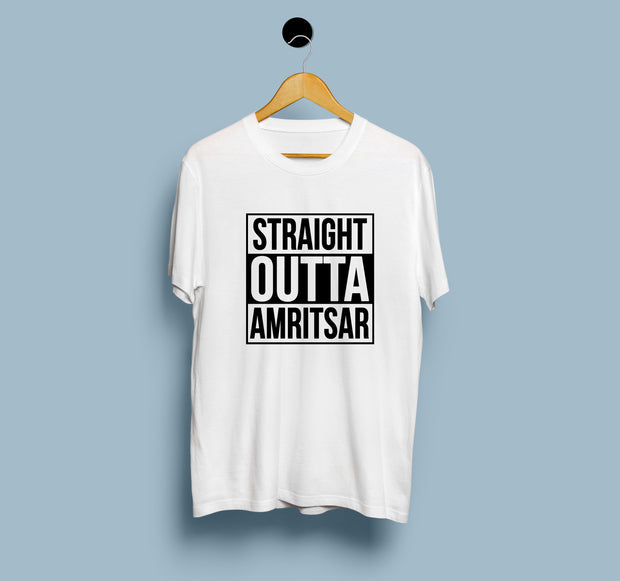 Straight Outta Amritsar - Women T-Shirt