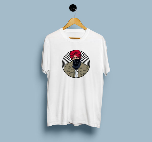 Sidhu Moose Wala Fan - Men T-Shirt