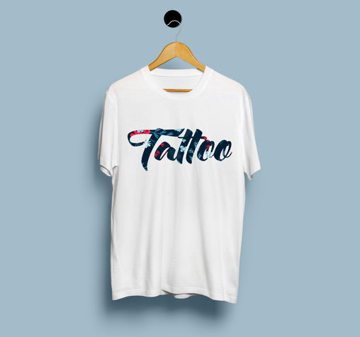 Tattoo - Nawab Ft. Gima Ashi - Men T-shirts