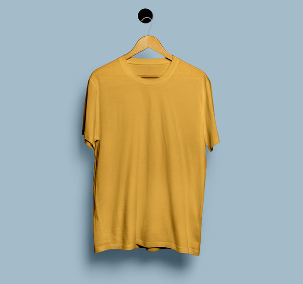 Plain Cotton T-shirts - Women