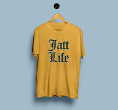 Jatt Life Sidhu Moose wala - Men T-Shirt