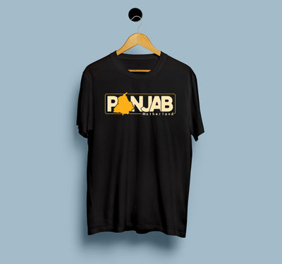 Punjab Motherland - Men T-Shirt