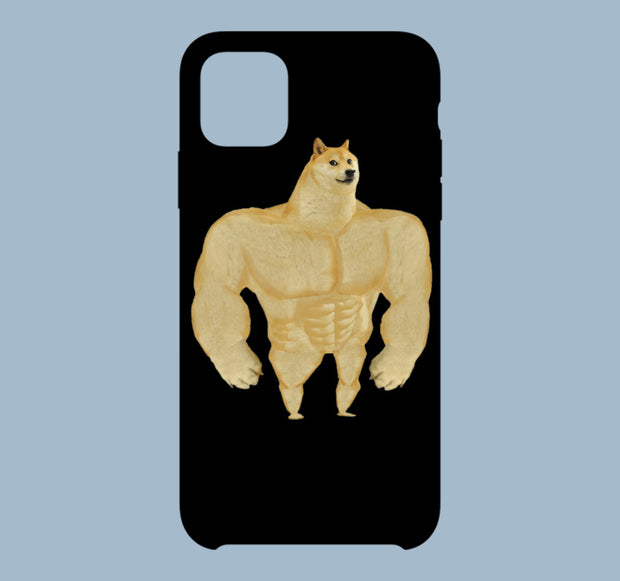 iPhone 11 Pro - Bodybuilder Dog