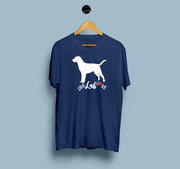Lab Dog - Men T-Shirt