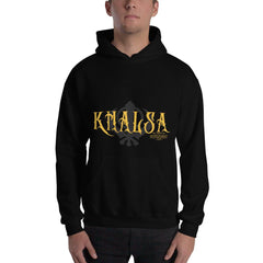 Khalsa Men Hooded Sweatshirt