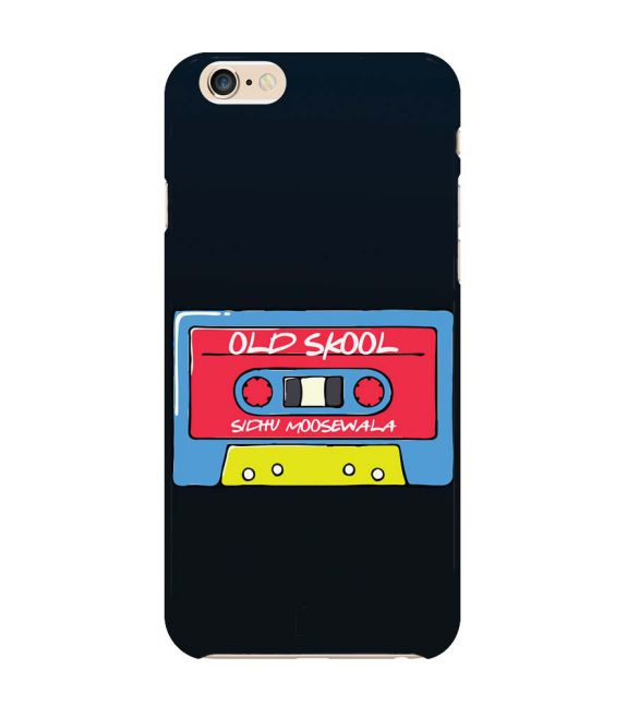 iPhone 6 - Old Skool Cassette