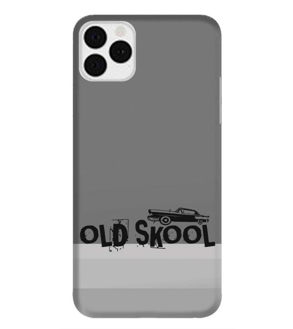 Old Skool - Iphone 11 Pro Max Mobile Cover