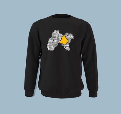 United Punjab - Women Sweatshirt