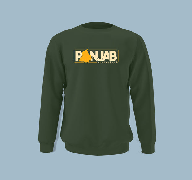Punjab Motherland - Men Sweatshirt