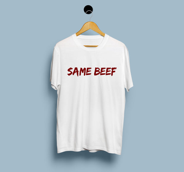 Same Beef - Bohemia Ft. Sidhu Moosewala - Women T-Shirt