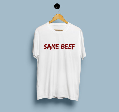Same Beef - Bohemia Ft. Sidhu Moosewala - Men T-Shirt