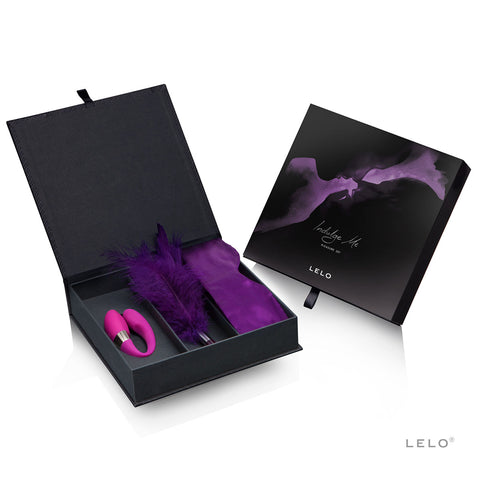 LELO Indulge Me Kit - Noa Couple's Vibe, Blindfold, and Teaser