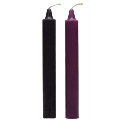 Fetish Drip Candles - Black and Purple