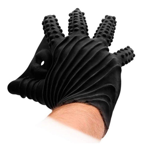 Fist-It Masturbation Glove - Black
