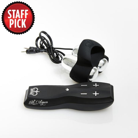 Hot Octopuss Jett Hands-Free Vibrating Stroker