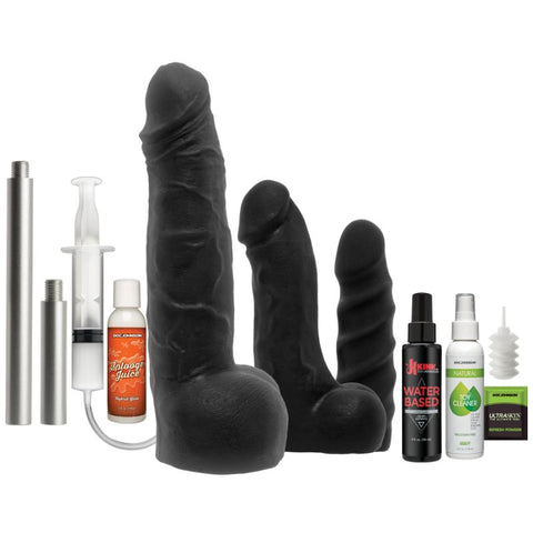 Kink by Doc Johnson COCK COLLECTOR  Power Banger 10 Piece Kit