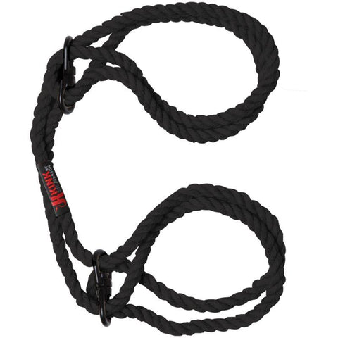 Kink by Doc Johnson Rope Cuffs