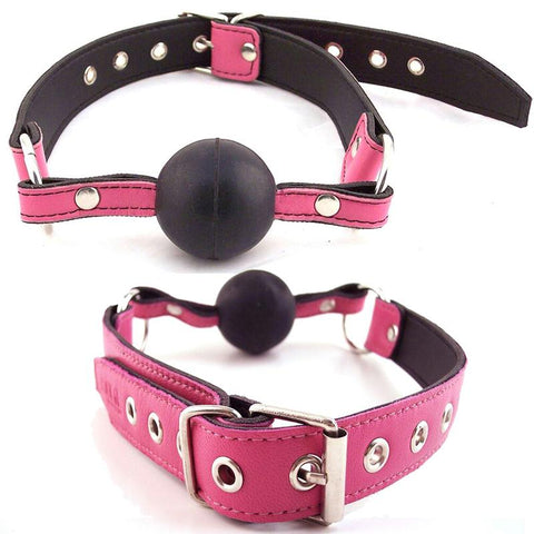 Rouge Ball Gag Pink