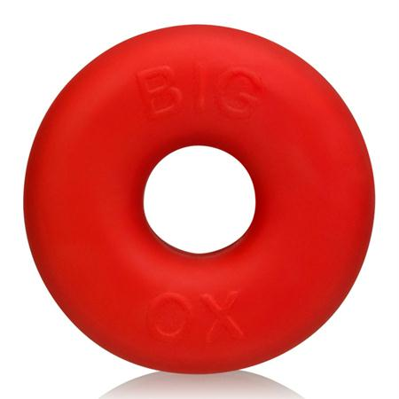 OxBalls Big Ox Cockring Red Ice