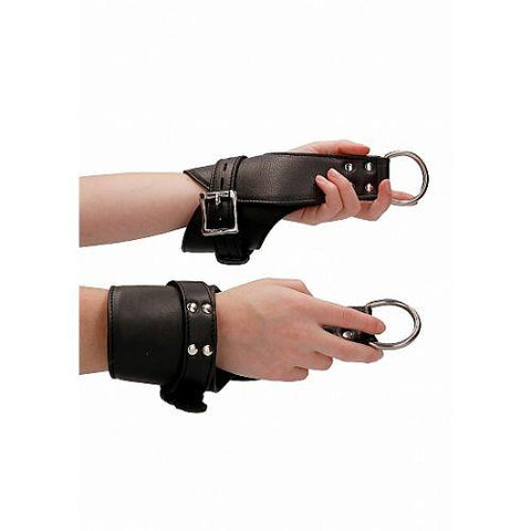 Ouch! Pain - Leather Suspension Wrist Cuffs
