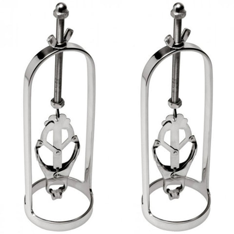 Stainless Steel Clover Clamp Nipple Stretcher