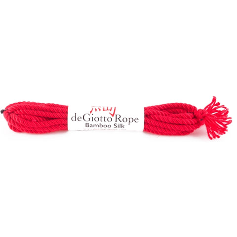 DeGiotto Bamboo Silk Rope - 15 ft