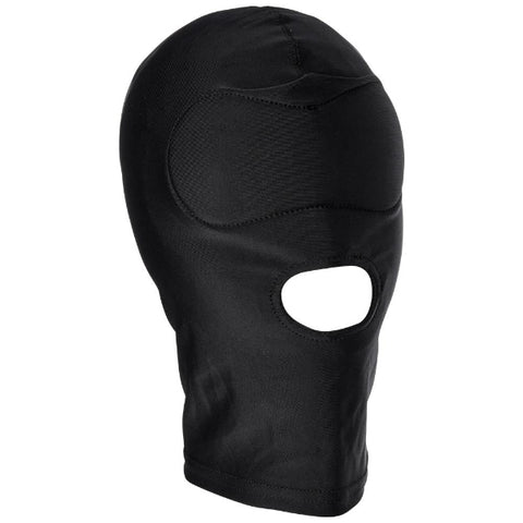 S&M Shadow Spandex Hood with Padded Eye Mask