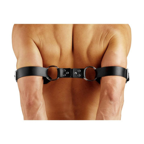 Strict Leather Bicep Arm Binder Restraint