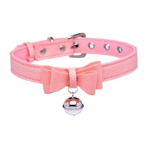 Sugar Kitty Cat Bell Collar