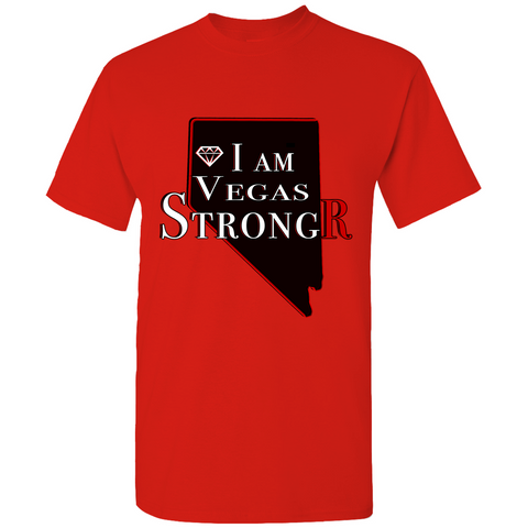 I Am Vegas StrongR T-Shirt