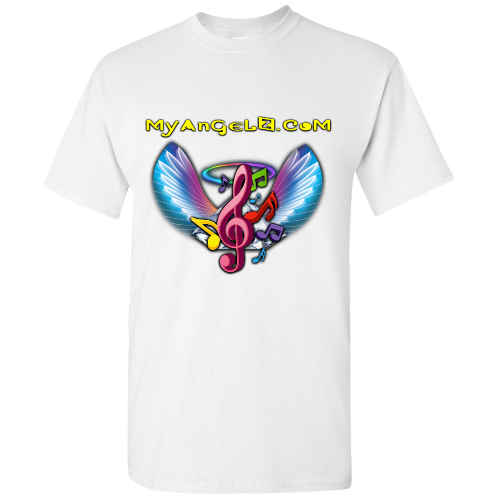 MyAngelz.Com Rainbow Wings T-SHIRT #MAMM