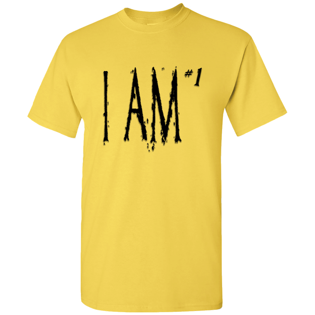 Jo'Iam I Am #1 True Fan Drip T-Shirt