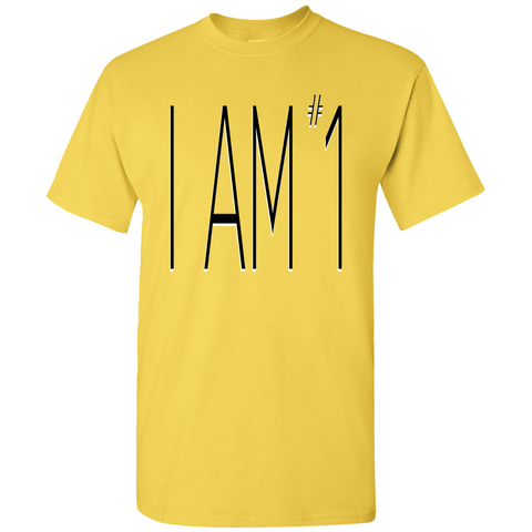 Jo'Iam I Am #1 Line 3 True Fan Drip T-Shirt