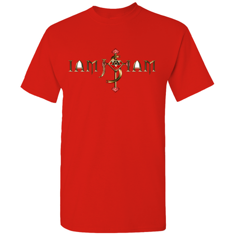 I'am Jo I'am 1 TSO Cross T Shirt