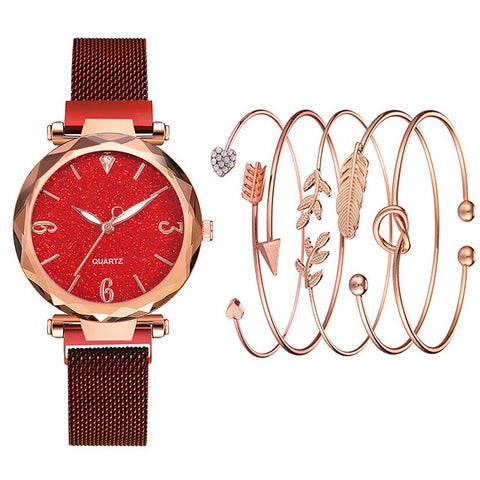 Watch W/Bracelet Sets