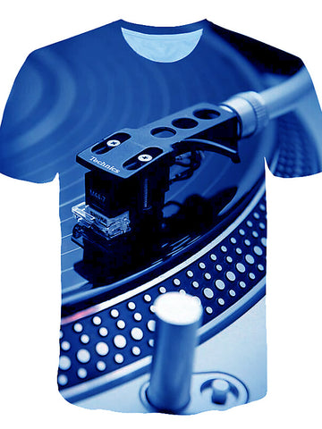 Needle On The Record Mens Ts