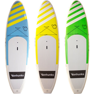 Poly Plastic Paddle Board - Paddles - VanHunks - Bigairboards