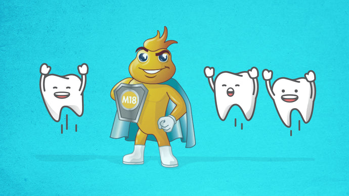 When brushing isn't enough... how oral probiotics can help with dental health