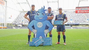BLIS Probiotics – The Official Wellness Partner of the Highlanders