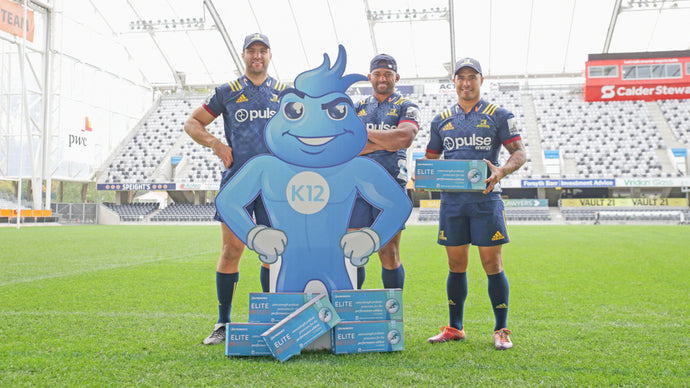 BLIS – The Official Wellness Partner of the Highlanders