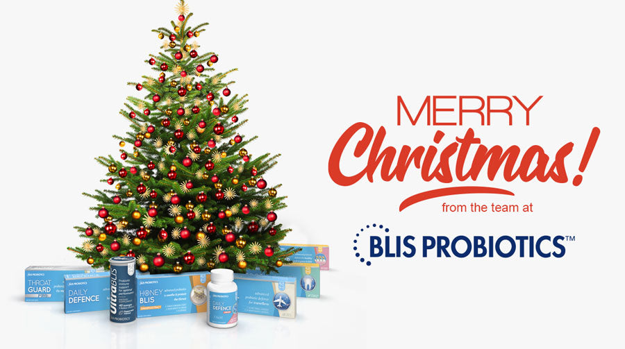Merry Christmas from Blis Probiotics