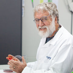 Professor John Tagg of Blis Probiotics